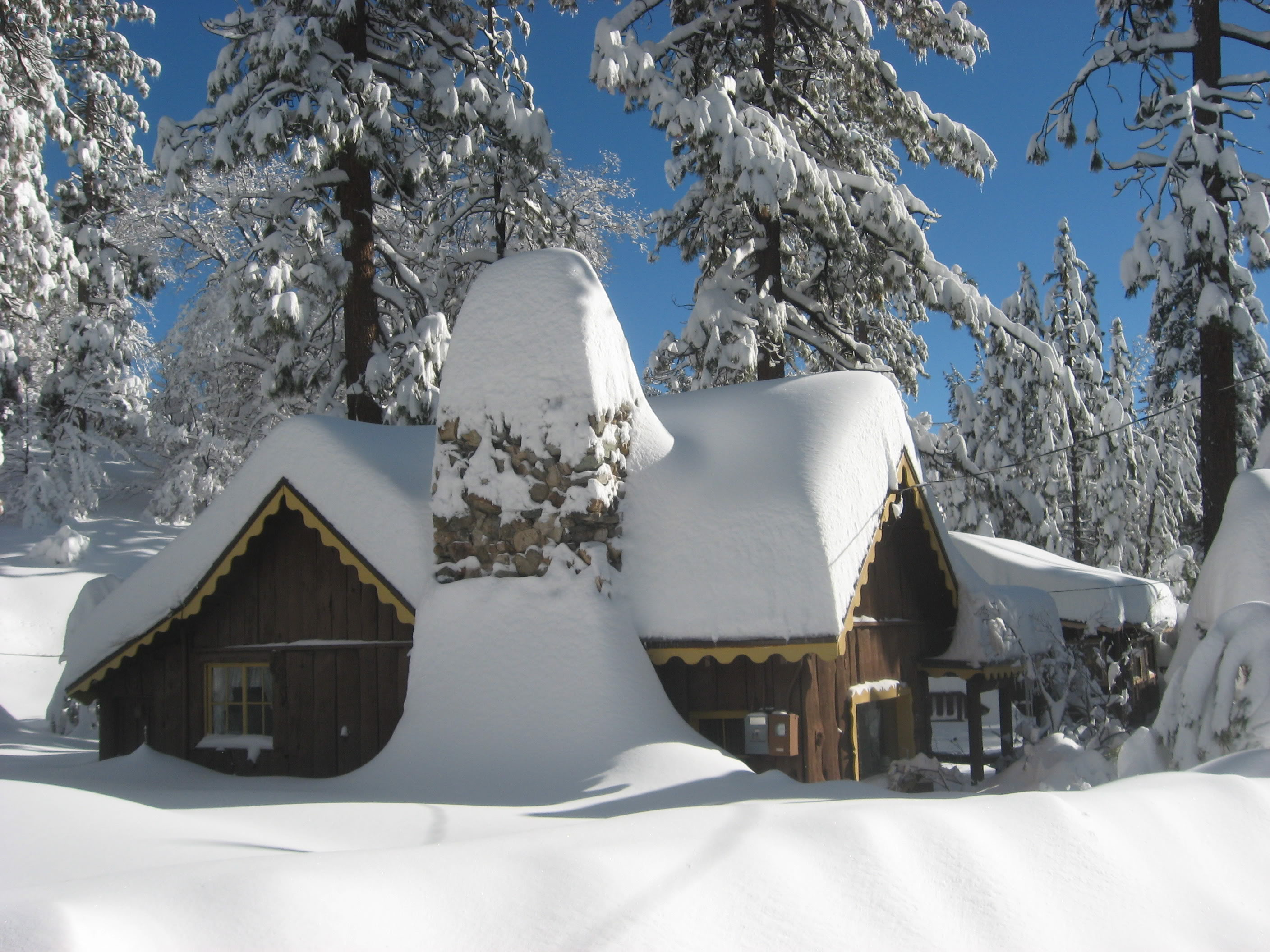 Preventing Roof Damage From Snow Outdoor Design Build