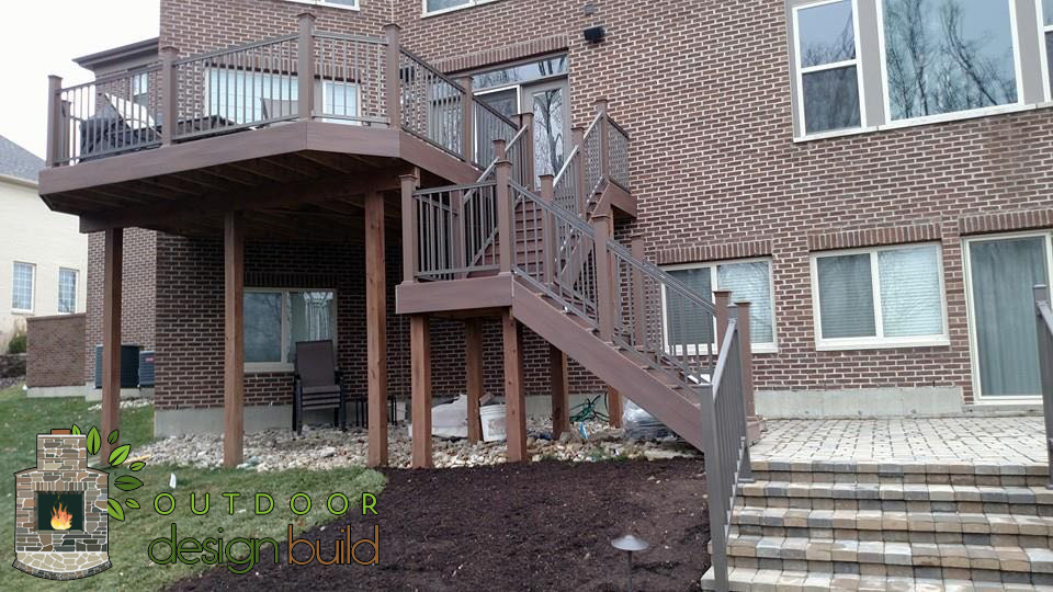 Cincinnati Deck design