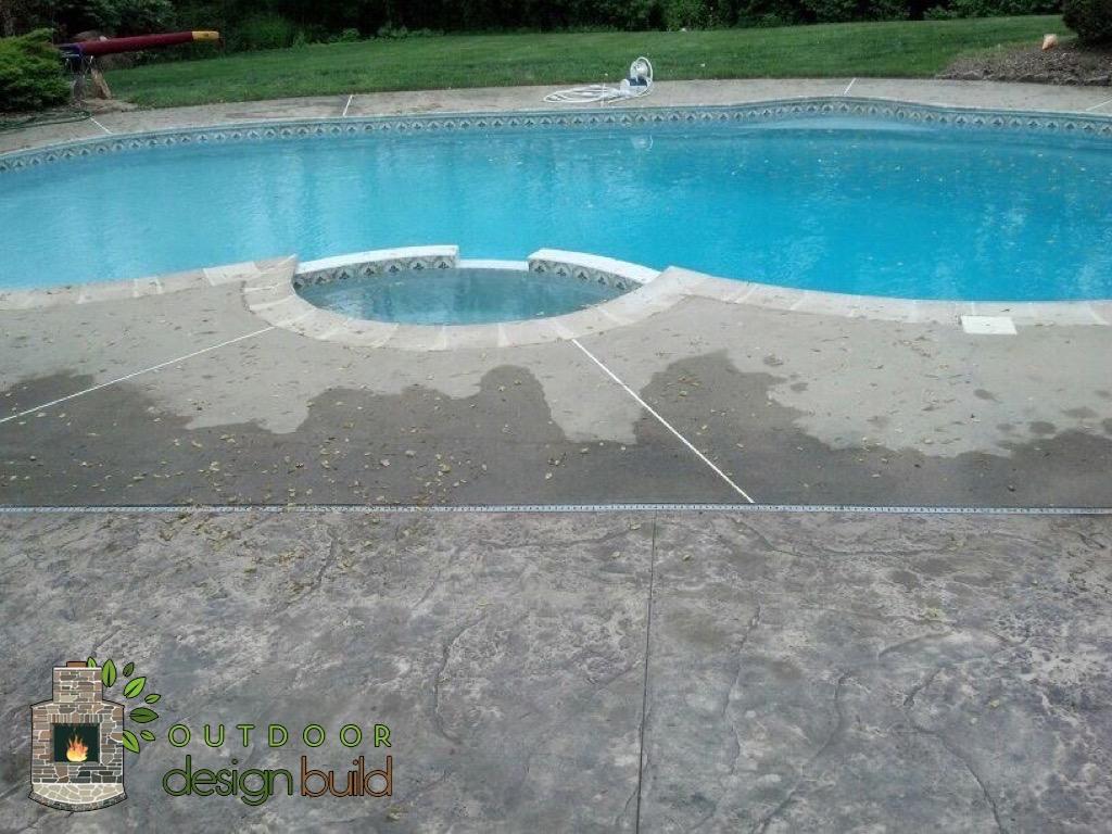Cincinnati Swimming Pool Outdoor Design Build