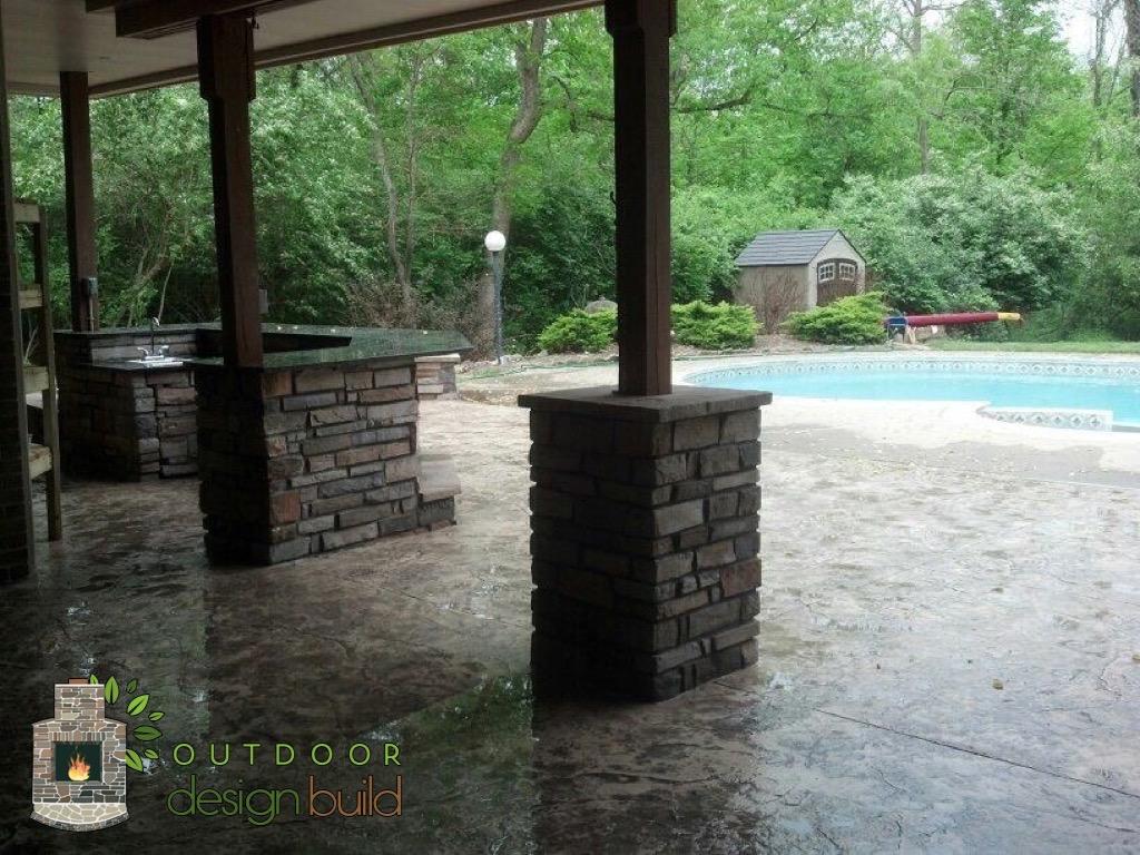 Cincinnati Backyard Renovation