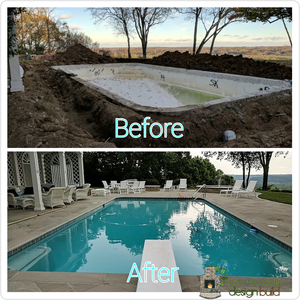 Cincinnati Custom Pool