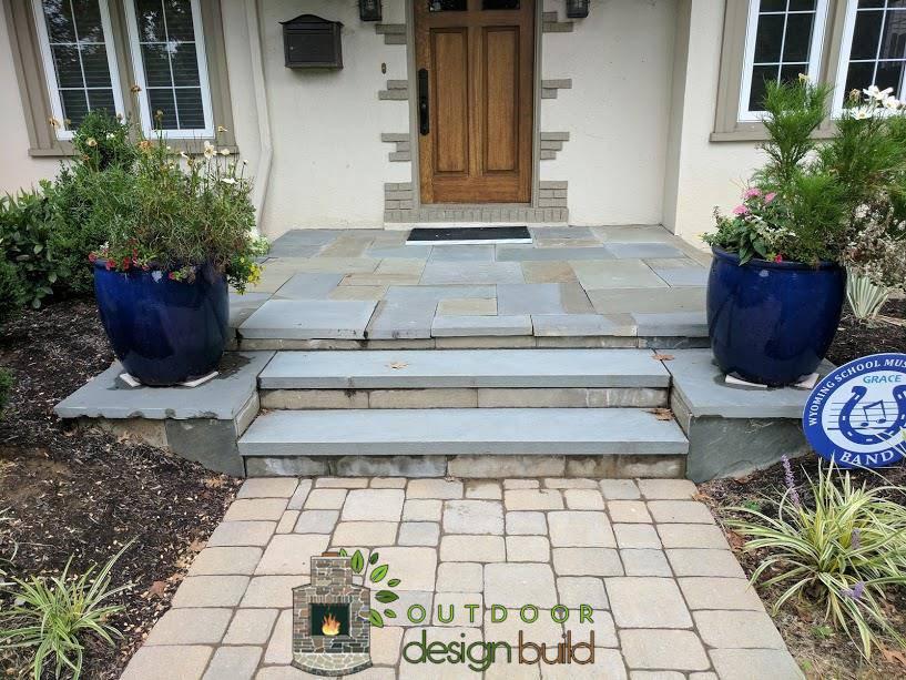 steps stone