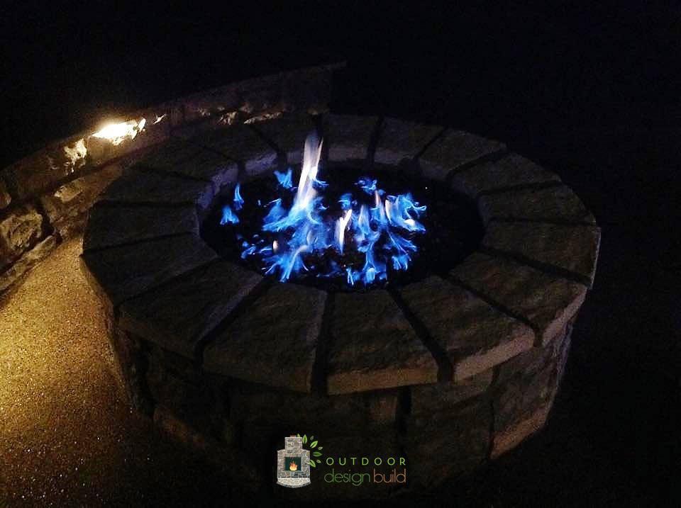 Cincinnati Gas Fire Pit