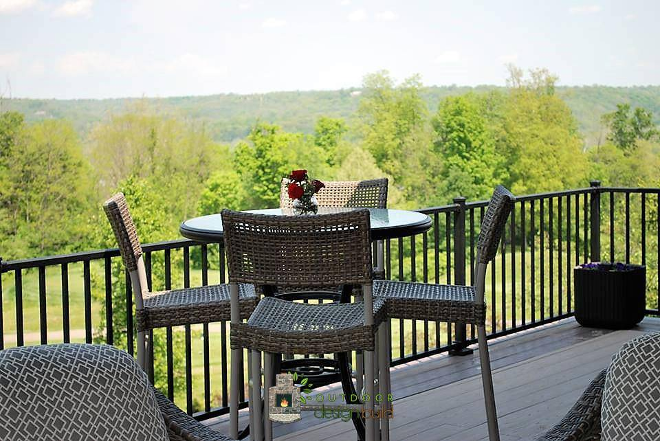 Deck Design Cincinnati
