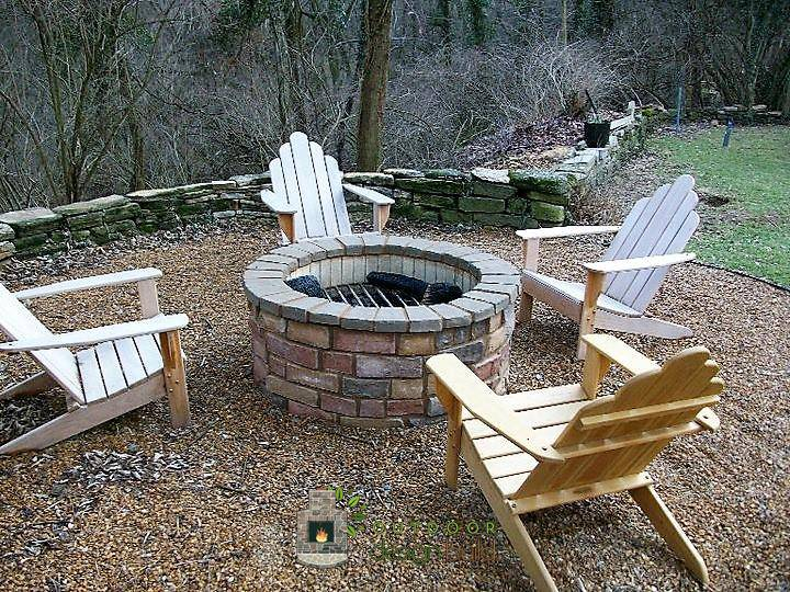 Outdoor Custom Fire Pit